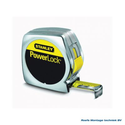 stanley powerlock rolmeters